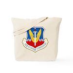 Air Combat Command Tote Bag