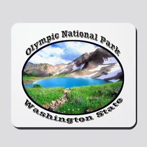 Olympic National Park Mousepad