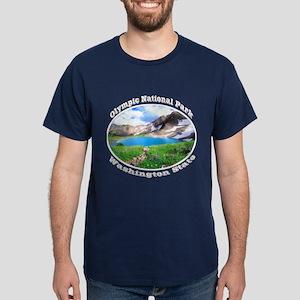 Olympic National Park Dark T-Shirt