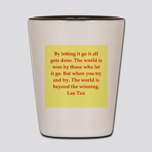 Lao Tzu Shot Glass