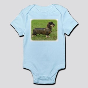 Dachshund 9J063D-06 Infant Bodysuit