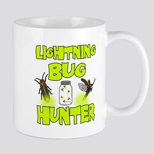Lightning Bug Hunter Mugs