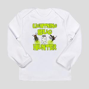 Lightning Bug Hunter Long Sleeve T-Shirt