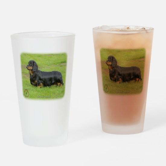 Dachshund 9R086D-021 Drinking Glass