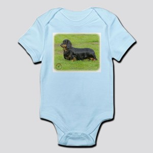 Dachshund 9R086D-021 Infant Bodysuit