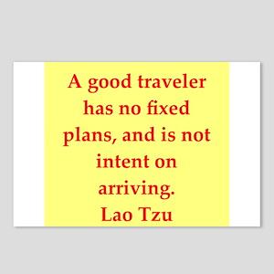 Lao Tzu Postcards (Package of 8)