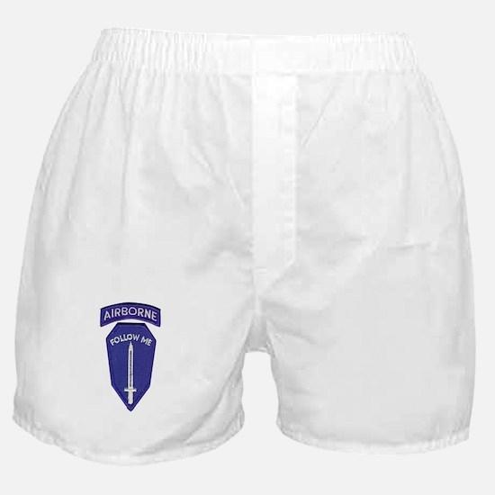 Airborne/Infantry Boxer Shorts