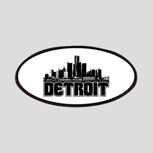 Detroit Skyline Patches