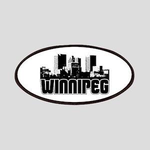 Winnipeg Skyline Patches
