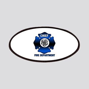 Fire Chief Patches