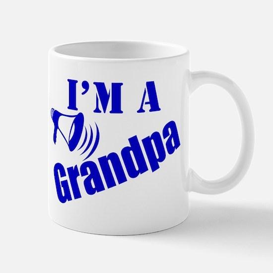 I'm A Grandpa Mug