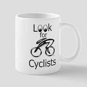 LOOK FOR CYCLISTS 2 Mug