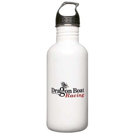 Dragon Boat Racing Stainless Water Bottle 1.0L