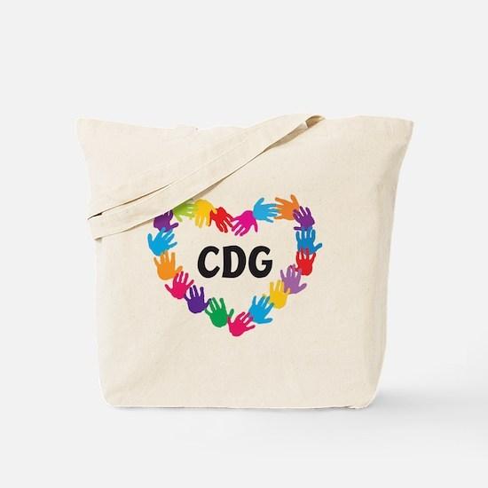 Funny Cdg Tote Bag