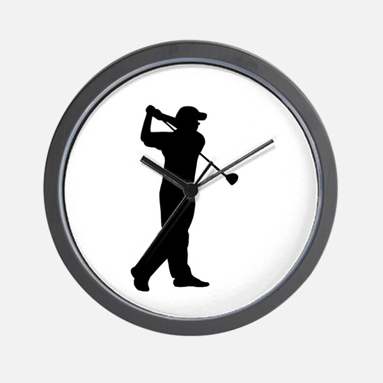 Unique Off course Wall Clock