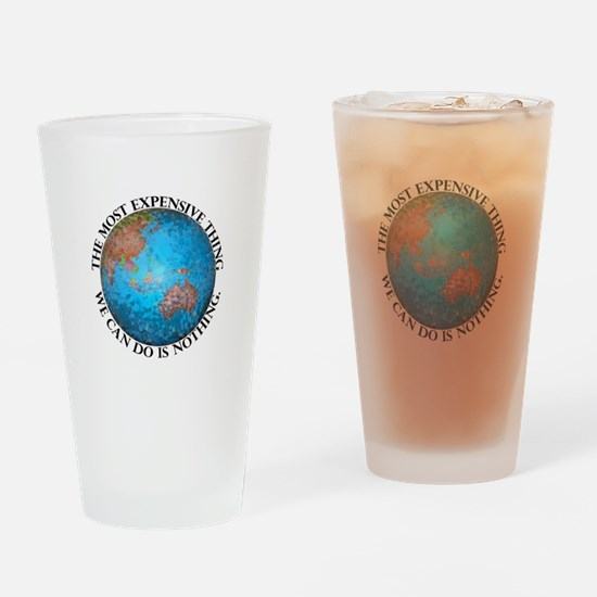 Global Cost Drinking Glass