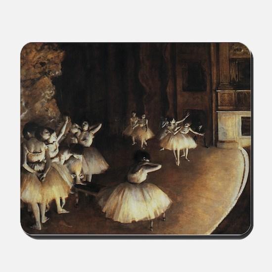 Edgar Degas Mousepad