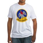 964th AWACS Fitted T-Shirt