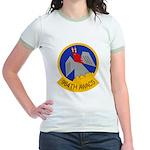 964th AWACS Jr. Ringer T-Shirt