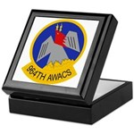 964th AWACS Keepsake Box