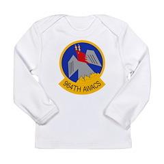964th AWACS Long Sleeve Infant T-Shirt