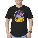964th AWACS Men's Fitted T-Shirt (dark)