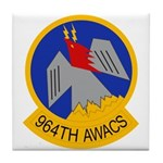 964th AWACS Tile Coaster