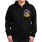964th AWACS Zip Hoodie (dark)