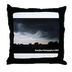 Summer Storm II Throw Pillow