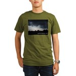 Summer Storm II Organic Men's T-Shirt (dark)
