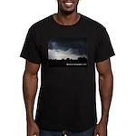 Summer Storm II Men's Fitted T-Shirt (dark)