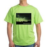 Summer Storm II Green T-Shirt