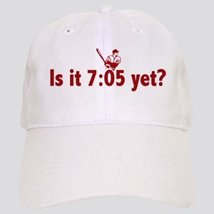 Is it 7:05 Yet? (Philly Baseball) Cap