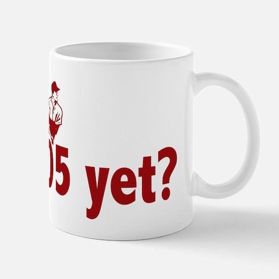 Is it 7:05 Yet? (Philly Baseball) Mug