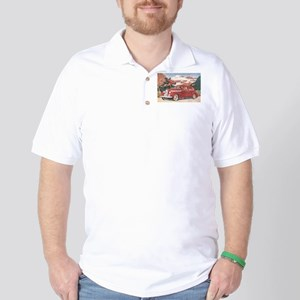 1940 Packard Golf Shirt