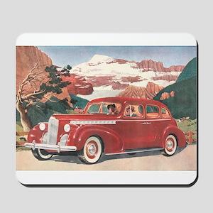 1940 Packard Mousepad