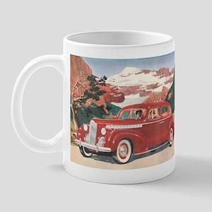 1940 Packard Mug