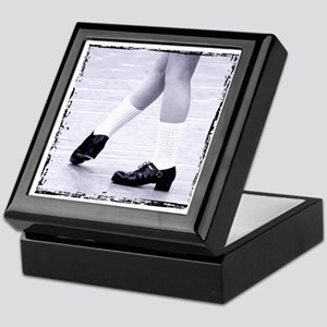 Ready & Now Go Irish Dance Keepsake Box