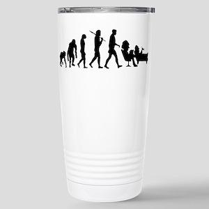 Psychologists Psy 16 oz Stainless Steel Travel Mug