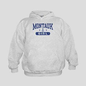Montauk Girl Kids Hoodie