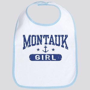 Montauk Girl Bib