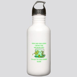 biology joke Stainless Water Bottle 1.0L