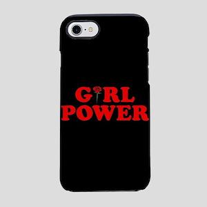 Girl Power iPhone 7 Tough Case