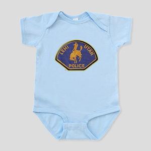 Lehi Police Infant Bodysuit