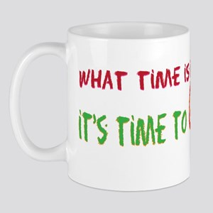 Time to Q Mug