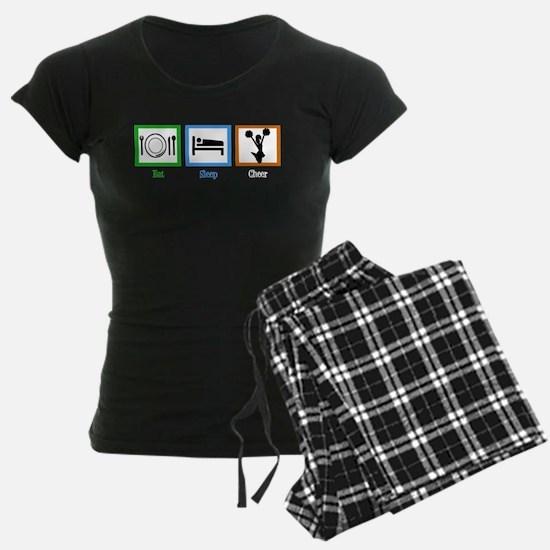 Eat Sleep Cheer Pajamas