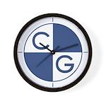Center of Gravity Wall Clock