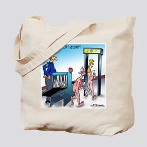 Increased Airport Security Tote Bag