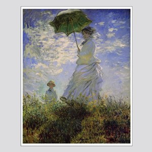 Claude Monet Small Poster