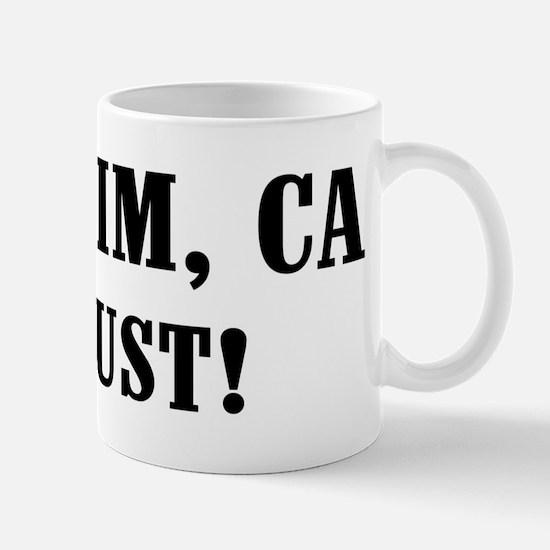 Anaheim or Bust! Mug